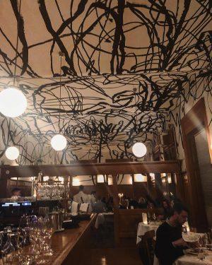 🍸🇦🇹❤️ #skopikundlohn #vienna #dinner #wienerschnitzel #weekendmood Skopik & Lohn