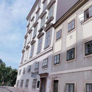 2019.04.27 ウィーン4日目♫ #ヴェートーヴェンの館 #エリーゼのために は #ここで生まれた #らしい #beethoven #ベートーヴェン #パスクァラティハウス #wien #vienna Wien Museum Beethoven Pasqualatihaus