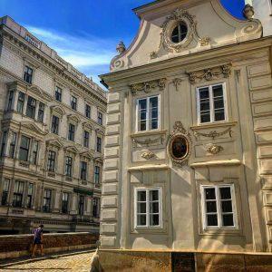#vienna #prettyseptemberday Wien Museum Beethoven Pasqualatihaus