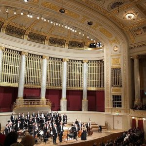 """Es Weihnachtet im @wienerkonzerthaus! 🎄Bachs """"Weihnachtsoratorium"""" mit dem Amsterdam Baroque Orchestra & Choir unter Ton Koopman. 🎶..."""