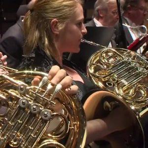 Action shot from last nights live stream on WDR. 📯🎵🎶 #bobhorns #beethoven2020 #solohornlife #horn #horn📯 #beethoven2020 #beethovenorchesterbonn...