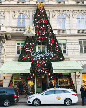 Vienna is the place to be when you're waiting for Santa 🎅