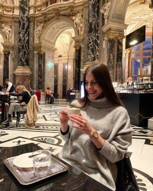 ~coffee with Caravaggio & Bernini 👨🏻🎨 Kunsthistorisches Museum Vienna