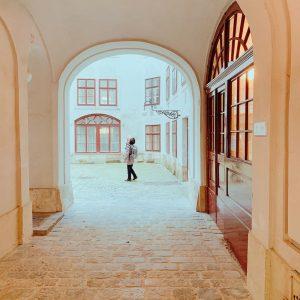 ベートーヴェンのお家。 ・ #オーストリア #ウィーン #ベートーヴェン #パスクァラティハウス #沖縄 #香り Wien Museum Beethoven Pasqualatihaus