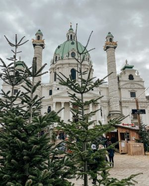 Wenn ihr die Chance habt, in der Weihnachtszeit noch nach Wien zu kommen, besucht auf jeden Fall...