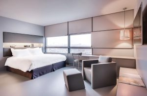 A rebellious lifestyle hotel in the heart of Vienna SO/ VIENNA