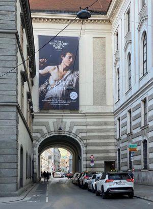 Пункт 2. #caravaggio #bernini #viennaexhibition Kunsthistorisches Museum Vienna