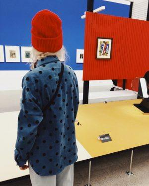 Выставки в @gallery_victoria_samara больше контемпарари mumok - Museum moderner Kunst Wien