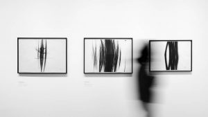 Arte in movimento Inspired by the exhibition of Arnulf Rainer at the @albertinamuseum Fujifilm X-T20 _ XF...