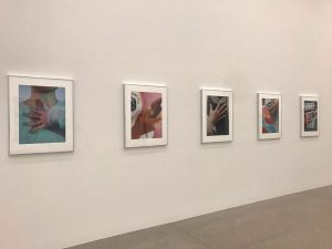 Las manos. mumok - Museum moderner Kunst Wien