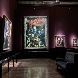 Sonntag Morgen, nur du und ich! ✨ #emptymuseum #barockstars #kunsthistorischesmuseum #igersaustria #igersvienna #caravaggio @kunsthistorischesmuseum @igersvienna @igersaustria.at Kunsthistorisches...