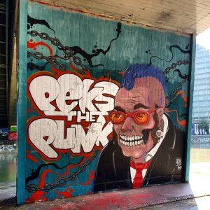 #graffiti #streetart #art #sprayart #urban #urbanart #austria #österreich #avusturya #vienna #wien #viyana #donaukanal ...