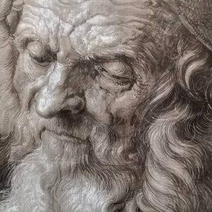 No dobra, Caravaggio jak Caravaggio, ale ten Durer 😍 #dürer #drawing #albertina #exhibition Albertina Museum