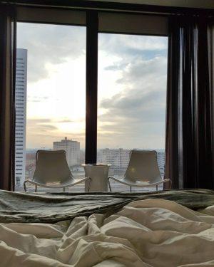 #goodmorningvienna #sundayslikethis #morning #vienna @meliavienna Meliá Vienna