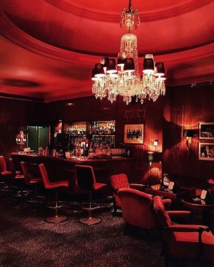 Art Deco details and artfully prepared libations await you at @bristolvienna's Bristol Bar. See #TheLuxuryCollection's lounges, designed...