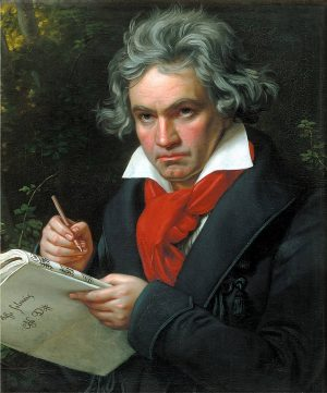 #🎂 HAPPY BIRTHDAY, BEETHOVEN!!! A German composer and pianist, Ludwig van Beethoven initiated the transition fro. Classical...
