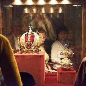 🇦🇹УЖЕ ЗАВТРА!! 15 декабря с 15:00 👑Увидеть корону священной Римской империи, сокровище Ордена Золотого руна, самый большой...