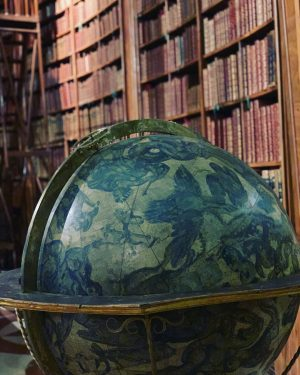 Ancient world full of monsters and Evka amongst them.. #vienna #austriannationallibrary #books Österreichische Nationalbibliothek