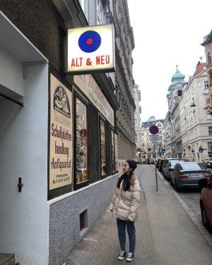 #비포선라이즈 #비엔나여행 #오스트리아 레코드가게