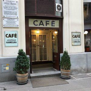 Kraftwerk Café Hawelka