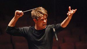 Sieben Mal leitete der polnische Dirigent Krzystof Urbanski bisher die Wiener Symphoniker: Zuletzt stand er 2017 anlässlich...