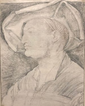 Ulrich Varnbüeler (1474 St. Galllen - 1545 Strassburg). Statthalter Karls V. in Nürnberg, Diplomat, Humanist (Albrecht Dürer,...