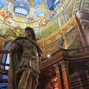 Austrian National Library. #osterreichischenationalbibliothek #austria #vienna #library #ig_vienna #welltravelled #wien #österreich🇦🇹 #photooftheday #picoftheday #library #baroque #photography #travelphotography...