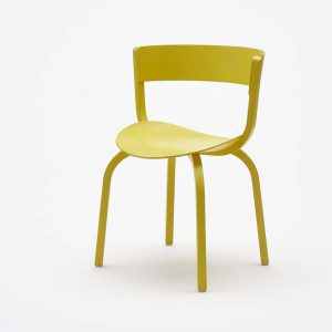 💛 We love chair 404 which was designed by Stefan Diez in 2007 and produced by the...