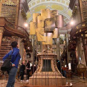Most amazing #library I've ever seen...🇦🇹 #wien #vienna #holidays #travelgram #instatravel #biblioteca Österreichische Nationalbibliothek