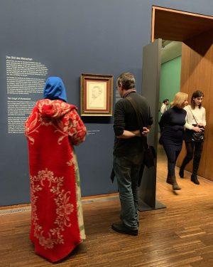 Это не я 😉 #albertinamuseum #albrechtdürer Albertina Museum