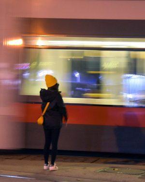 Ob mit der Bim oder nicht, ab ins Wochenede!!!! 🎉🥳 - - Whether with the tram (Bim)...