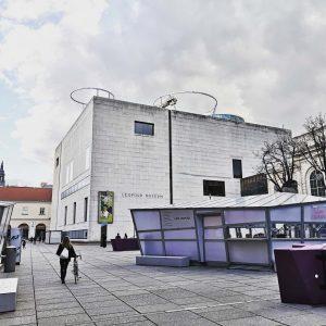 Vienne, contemporaine. Jour 4. #wien #austria #leopoldmuseum #mumok #contemporaryart MQ – MuseumsQuartier Wien