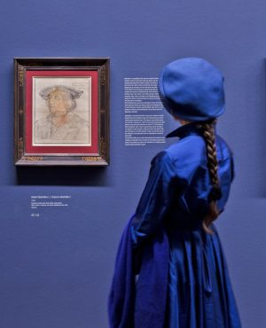 We just 💙💙💙 our visitors! Discover the art of Albrecht Dürer until the 6 January - share...