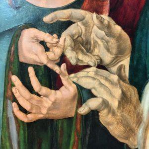 Albrecht Dürer. Leonardo of the North. Albertina Museum