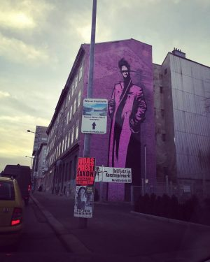 Love good street art! #wenen #streetart #colortheworld