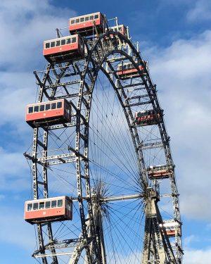 Le Coney Island autrichien #prater #vienna