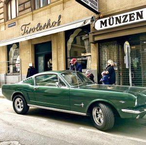Damals wie heute - CAFE TIROLERHOF 📸: @napoleonsdauphin #cafetirolerhof #tirolerhof #wien #vienna #österreich ...