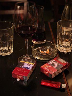 Wien, du musst zurück nach Berlin. . . . . #vienna #visitvienna #viennacity #cafeengländer #nightlife #wine #viennalife...