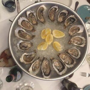 Просто устрицы! Restaurant Kornat
