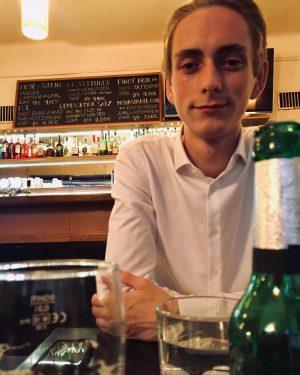 Mit Sohnemann 😊 Café Engländer