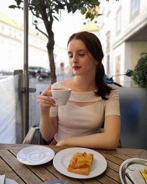 Попала в Вену, словила кофейный приход Café Engländer