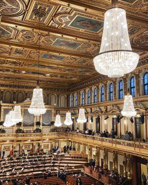 Neujahrskonzert ✨ Musikverein Goldener Saal