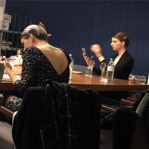 Künstlerleben :-) Unsere Sunrisestudios Studentinnen und unsere Pianistin Nelly Lipuma bereiten sich in ...