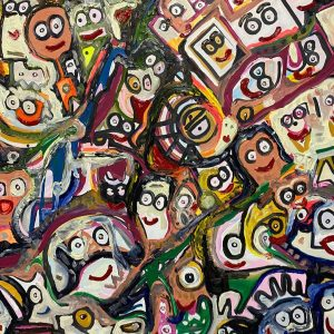 #Finissage #LivingStudio @q21_vienna #freiraum @mqwien //#artist #working #ateliers curatedby @artis.love Q21