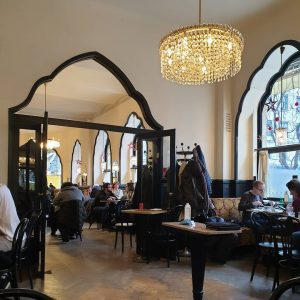 #cafetirolerhof is a superb place to eat or have a drink . It is situated just in...