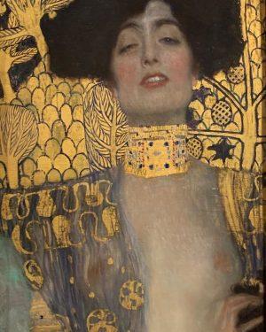 Gustav Klimt . Belvedere Museum