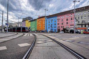 Wiens Bims sind auf 220 Kilometer Gleisen unterwegs- das ist das sechstgrößte Netz der Welt! 👌 Dankeschön...