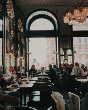 ✨ Cafe Schwarzenberg