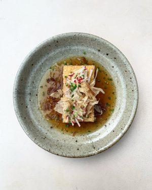 SPECIAL /// agedashi tofu @mochi_vienna #sushi #grill #donburis #praterstrasse MOCHI