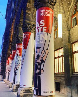 DAS ROTE WIEN #dasrotewien #redvienna #wienmuseum #wien #vienna Wien Museum MUSA